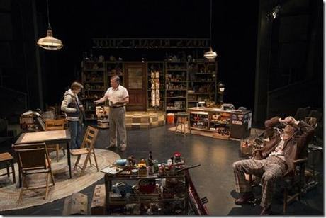 Review: American Buffalo (American Players Theatre)