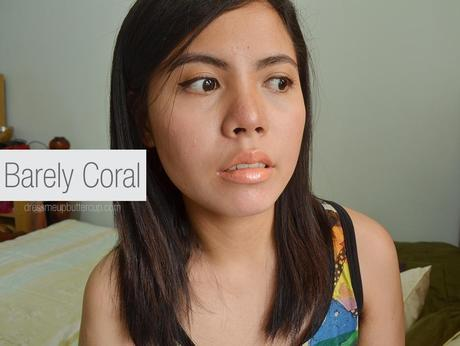 Loreal Collection Star by Colour Riche - Barely Coral