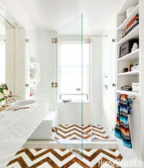 bath-tile-chevron-floor-house-beautiful
