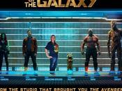 Guardians Galaxy: Meeting Cast Film