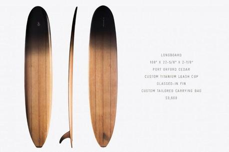 Octovo x Tiley Timber Surfboards