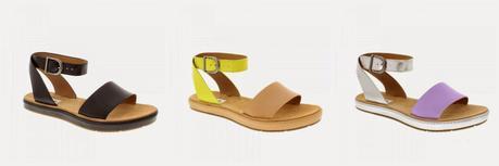 Summer Sandal Love.