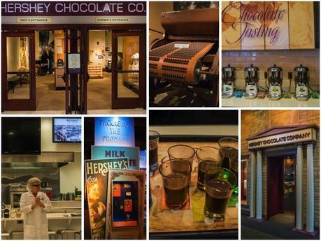 Hershey Chocolate Lab and Museum