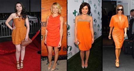 Fashion Trend: Is Orange the new Black?