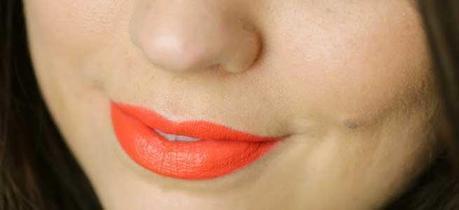 Orange Lipstick Mania