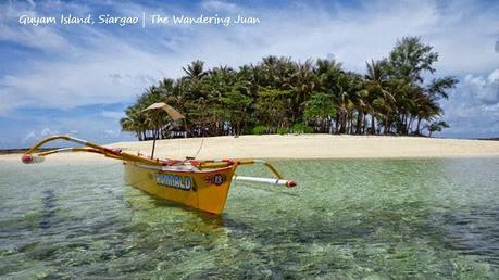 Itinerary & Expenses: Siargao, Dinagat Islands, Surigao del Norte & Butuan Trip