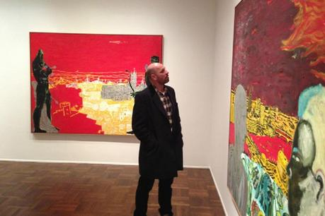 Peter Doig Life Works Exhibitions Paperblog