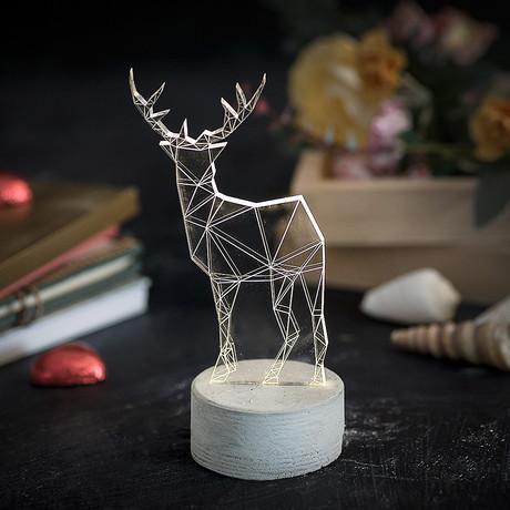 Deer Lamp$39.99$58.00