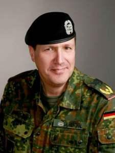 A foreigner is now second in command of US Army Europe