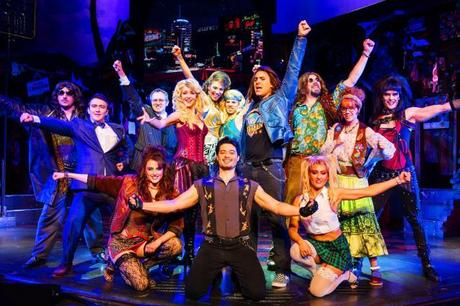 Rock of Ages (UK Tour) Review
