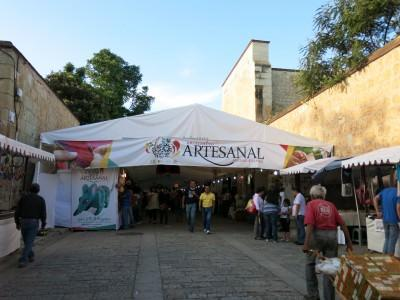 Artesanal Mercado in Oaxaca.