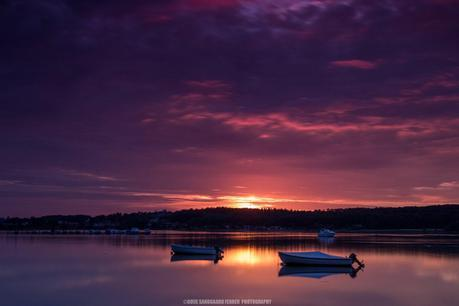 Thurø Sunset Beautiful and Dreamy Pictures of Denmark (Gallery)