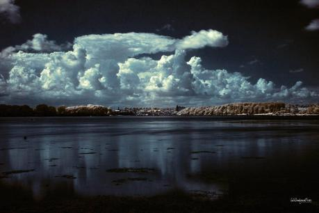 Svendborg Havn Infrared Beautiful and Dreamy Pictures of Denmark (Gallery)