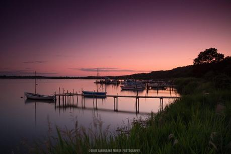 Sunset Boats2 Beautiful and Dreamy Pictures of Denmark (Gallery)