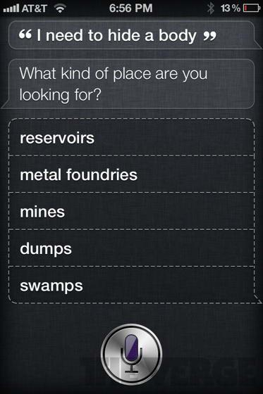 The other Siri