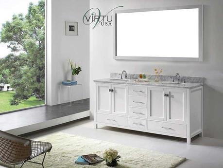 Comfort Height Bathroom Vanities