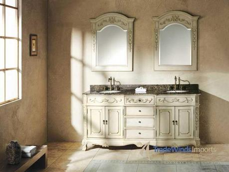 Comfort height bathroom vanities a shift to the new - Standard height of bathroom mirror ...