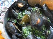 Moules Marinière Mussels White Wine Inspired Julia Child