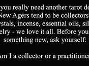 Tarot #43: Really Need Another Deck?