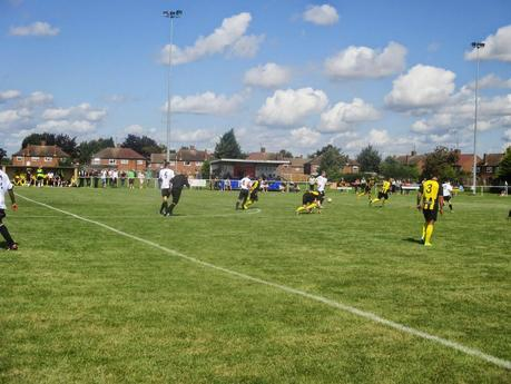 My Matchday - UCL and Peterborough & District Football League - The Opening Weekend Hop! (part two)