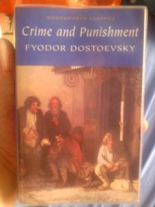 an analysis of crime and punishment by dostoevsky Fyodor dostoevsky uses literary themes in coordination with a plot based on his own experiences, reflecting the very thoughts and feelings of the reader, to produce such a novel in crime and punishment fyodor mikhailevich dostoevsky, born in moscow on october 30, 1921, dostoevsky was destined to lead a life of misfortune.