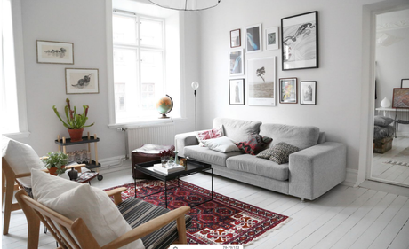 Swedish Interior a sweet, serene swedish interior - paperblog