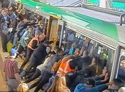 Tilting Train Perth Saved Quick Thinking Commuters