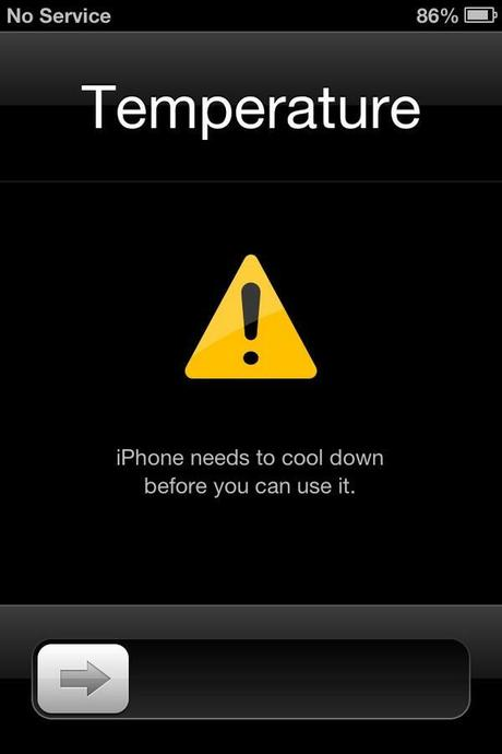 Summer Smartphone Problems