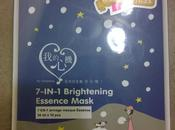 Skincare Review: Scheming 7-in-1 Brightening Essence Mask
