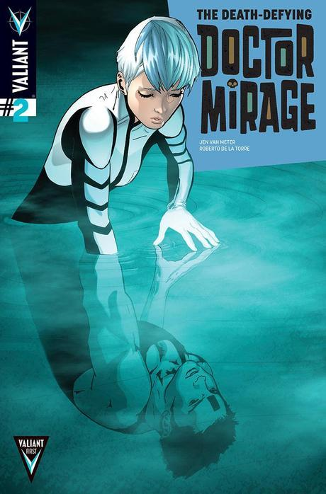 First Look: THE DEATH-DEFYING DR. MIRAGE #2