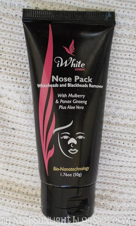 iWhile Purifying Essence Product Review