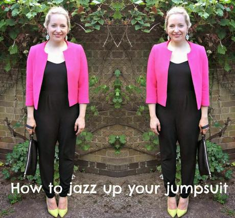 How to jazz up a jumpsuit