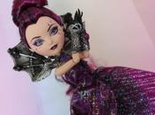 Dolly Review: Ever After High Thronecoming Raven Queen