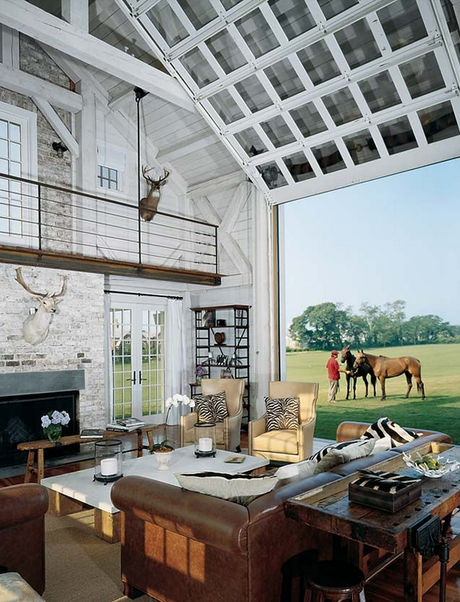 converted barn home