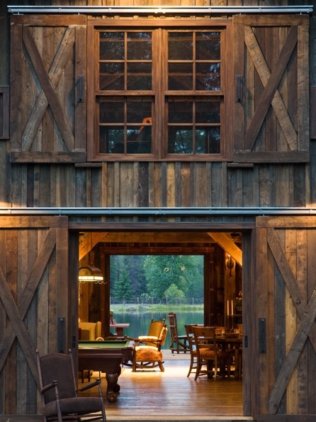 Hunterdon county barn conversion