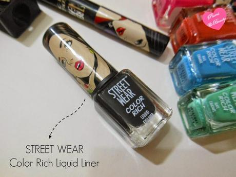 Street Wear Color Rich Range : Photos, Swatches