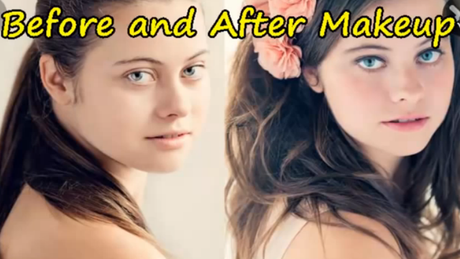 Amazing Makeup Transformation Ugly To Pretty - Mugeek ...