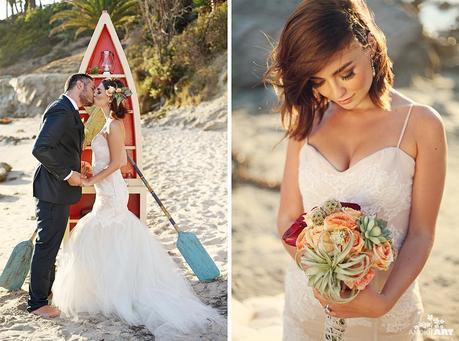california destination wedding laguna beach. wedding dress