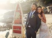 California Destination Wedding Style Photo Shoot: Laguna Beach