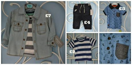 Primark baby shopping haul
