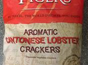 Today's Review: Three Tigers Aromatic Cantonese Lobster Crackers