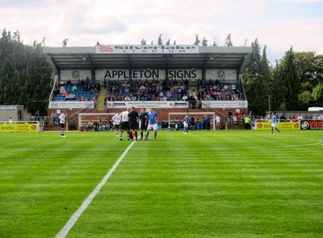 My Matchday - 410 Silverlake Stadium