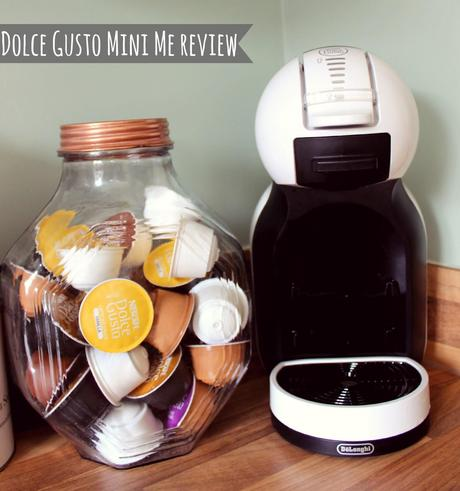 nescafe dolce gusto mini me review paperblog. Black Bedroom Furniture Sets. Home Design Ideas