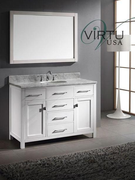48 Inch Caroline Single Bath Vanity by Virtu USA