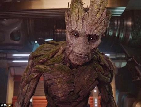 the love of trees in movies — we are groot!