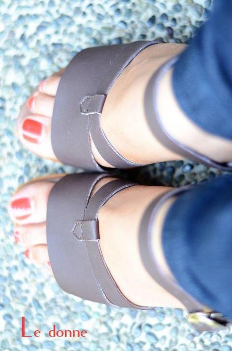 780c119cdd35 Le Donne Sandals - Paperblog
