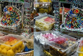 Kaleva Sweets, Gol Market - Chappan Bhog, Dhaniya Panjiri and Many More.... - Paperblog