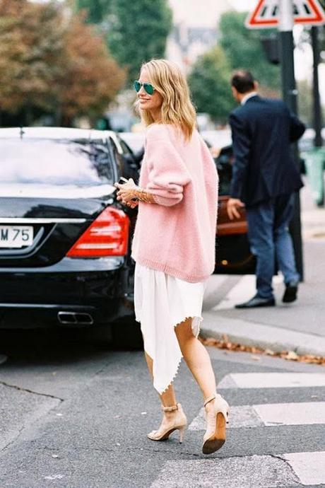 slouchy-pink-sweater-asymmetric-skirt-vanessa-jackman