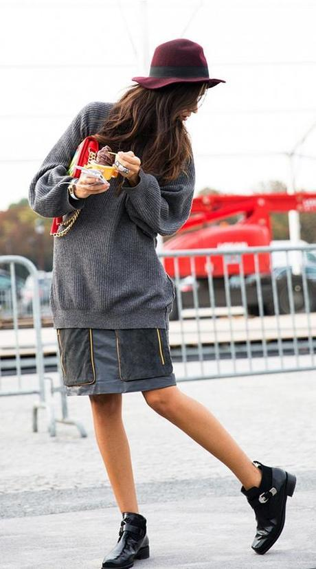 slouchy-sweater-and-skirt-whowhatwear
