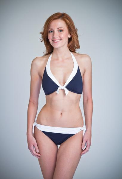 Color Block Bikini by Anne Cole